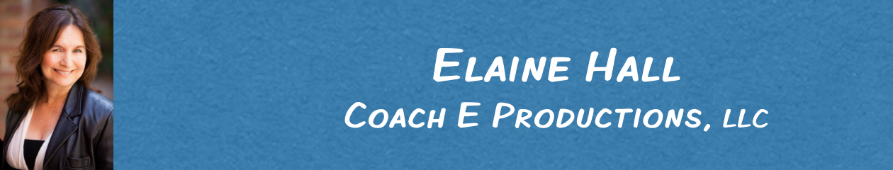 Coach Elaine Hall